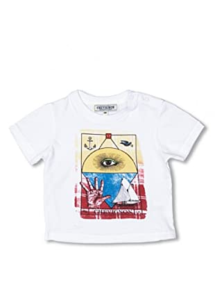 Chevignon Kids Camiseta Hardee (Blanco)