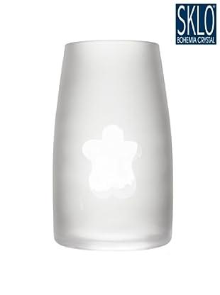 Cristal de Bohemia Jarrón Cosmos H 28.5 Cm