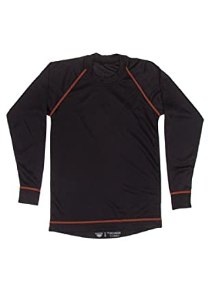 UNNO Camiseta Thermal Junior (Negro)