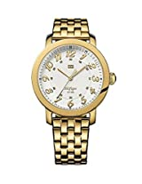 Tommy Hilfiger Analog White Dial Women's Watch - TH1781233/D