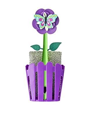 VIGAR Kit de Limpieza 3 Piezas Insects Violeta
