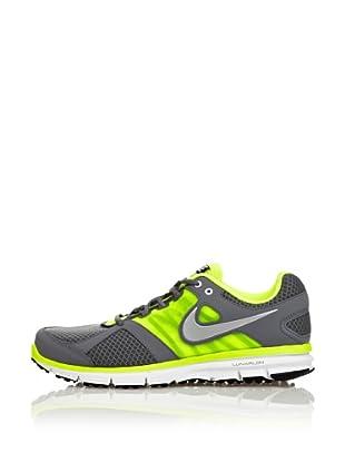 Nike Zapatillas Lunar Forever 2 (Gris / Amarillo)