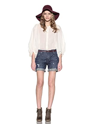 4 Stroke Women's The Echo Shorts (Honey Milk/Vintage Wash)