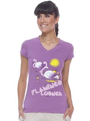 Rox Camiseta Sabero (malva)