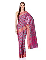 Urban Vastra Saree with Blouse Piece