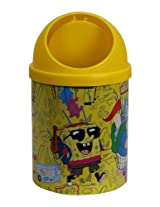 SpongeBob Trash Bin for Kid's Room