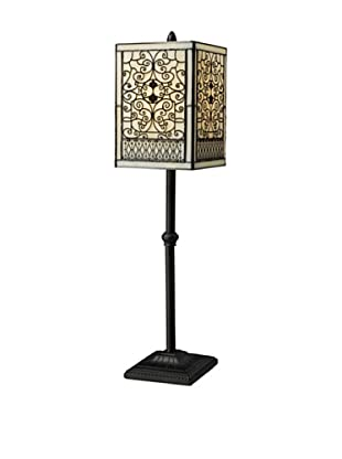 Artistic Lighting Adamson Table Lamp, Tiffany Bronze