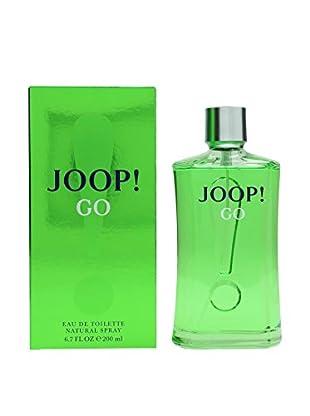 JOOP! Eau de Toilette Herren Go 200 ml, Preis/100 ml: 20.98 EUR