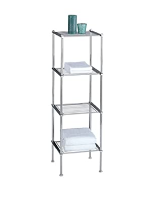 Organize It All Metro 4 Tier Shelf