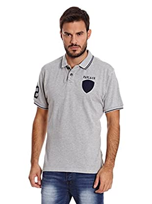 Paul Stragas Polo Marshall (Gris)