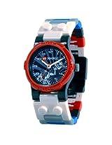 LEGO Kids'' 9003127 Ninjago Skeleton Watch