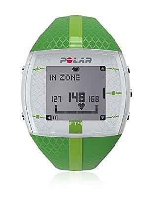 Polar Pulsómetro De Entrenamiento Para Fitness Ft4 (Verde)