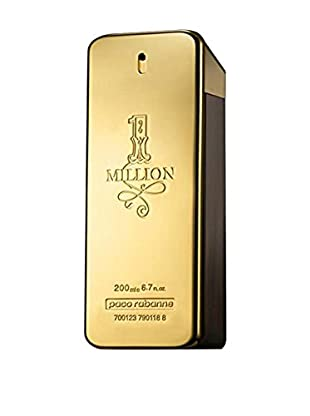 Paco Rabanne Eau de Toilette Herren 1 Million 200.0 ml, Preis/100 ml: 41.49 EUR