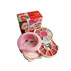 ADS Small Makeup Kit The Voice Of Beauty New Fashion A3926