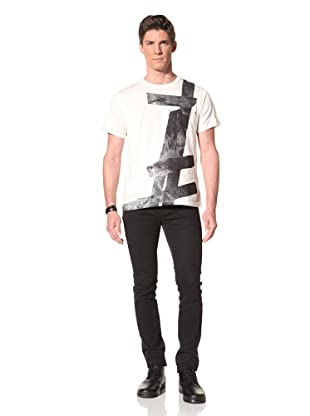 Edun Men's Tape Tee (Calico)