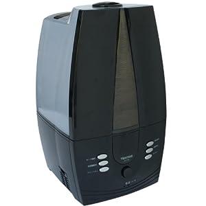 【クリックでお店のこの商品のページへ】TEKNOS テクノイオン搭載 ハイブリッド加湿器 大容量7.5L ブラック JH-750