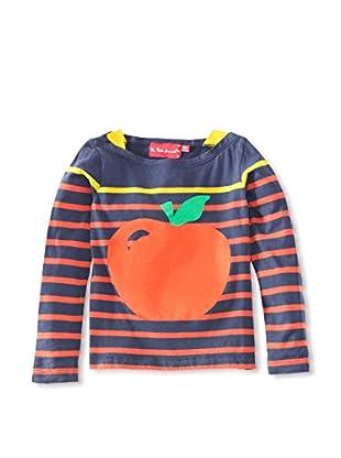 Little Marcel Camiseta Philadelphus (Petróleo)