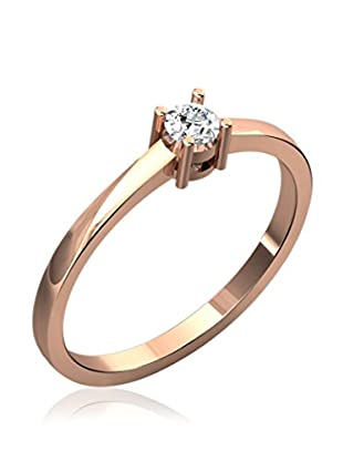 Friendly Diamonds Anillo FDR5362R Oro Rosa 13 (DE 53)