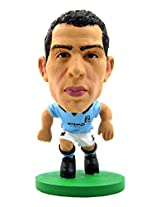 Soccerstarz Calos Tevez Home Kit Figure