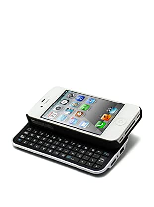 Unotec Custodia con Tastiera Bluetooth per Iphone4