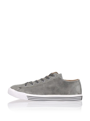 PRO-Keds Men's 69er Lo Leather Sneaker (Neutral Grey)