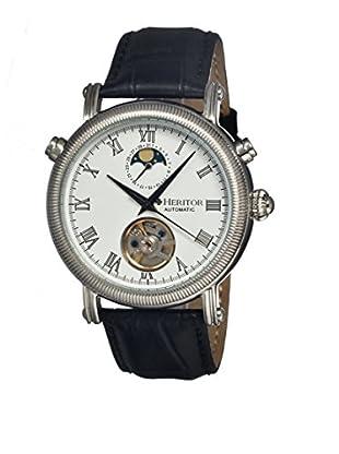 Heritor Automatic Uhr Kornberg Herhr1601 schwarz 48  mm