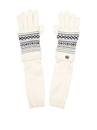 Pepe Jeans London Guantes Woking Gloves (Crudo)