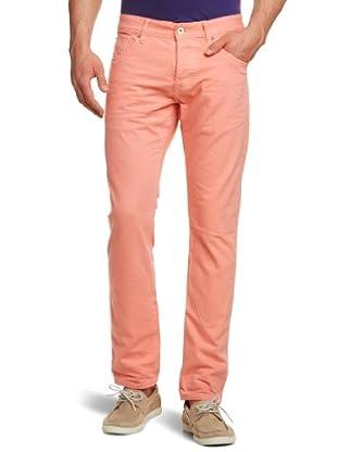 Scotch & Soda Jeans Ralston Cuts & Colours (coral rock)