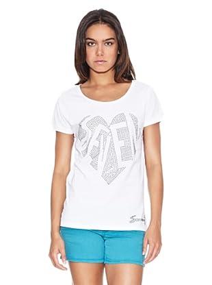 7 Seven LA Camiseta 142 (Blanco)