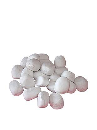 PURLINE Accesorios para Biochimenea 24 Piezas WINCBTOUT-05 Blanco