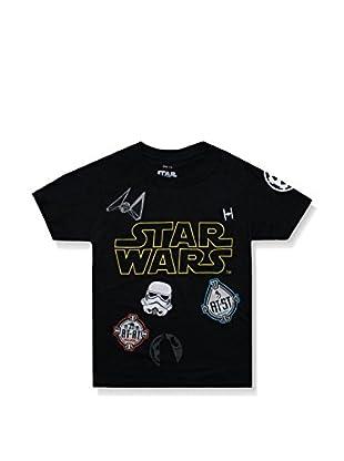 Star Wars T-Shirt Imperial Multi Badge
