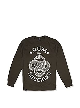 Rum Knuckles Sudadera Eternal Snake