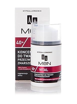 Oceanic Anti-Falten Balsam Hypoallergenic Men Vital 40+ 50 ml, Preis/100 ml: 35.9 EUR