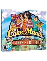 Brand New Cake Mania: Main Street Jc (Rated: E) (Works With: WIN XP VISTA WIN 7)