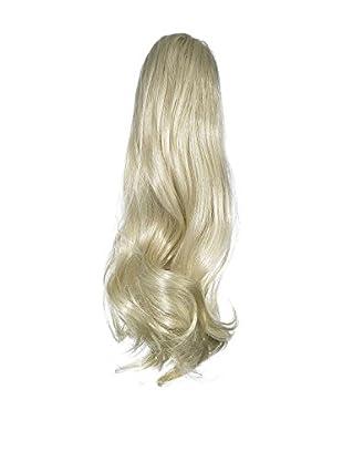 Love Hair Extensions Kunsthaar-Pferdeschwanz Victorian mit Kordel 40,5cm, 18 Ash Blonde