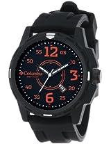 Columbia Men's CA800800 Descender Orange Watch