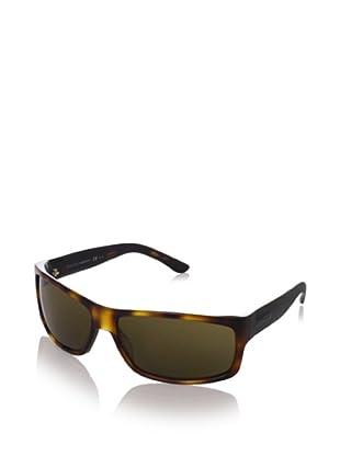 Gucci Men's 1001/S Wrap Sunglasses (Havana/Black)