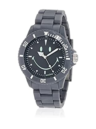Smiley Happy Time Reloj de cuarzo Unisex 40 mm