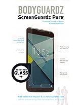 Nexus 6 ScreenGuardz PURE Glass Screen Protector