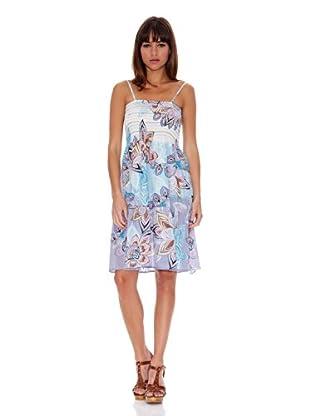 Janis Vestido Amelia (Azul Celeste)