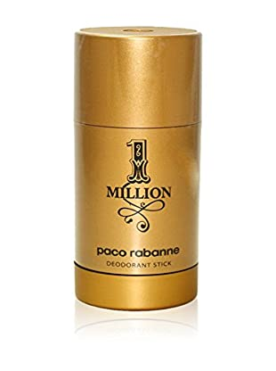 Paco Rabanne Deodorant Stick One Million Man 75 ml, Preis/100 ml: 27.93 EUR