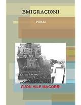 Emigracioni -Poezi (Albanian Edition)