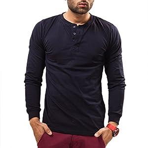 Unisopent Designs Full Sleeve T-Shirt - Navy Blue