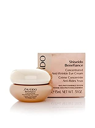 SHISEIDO Crema Contorno De Ojos Benefiance Concentrated 15 ml Único