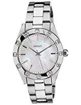 DKNY End of Season Not Assign Analog White Dial Women's Watch - Ny2131I