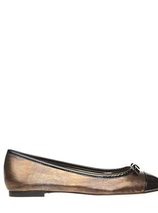 Magrit Bailarinas (Dorado / Negro)