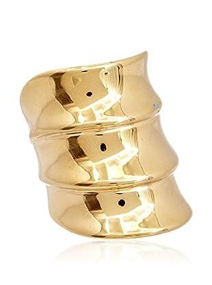 McKenzie Ring Sandra (gold / versilbert / rosarot)