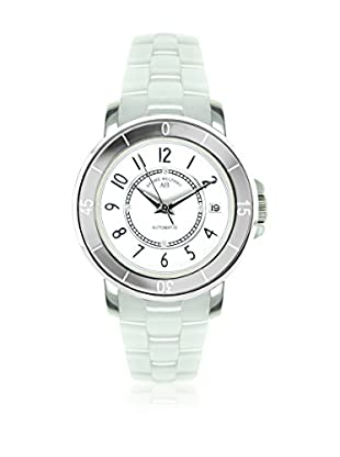 André Belfort Reloj automático Woman Aphrodite No.2 Blanco 38 mm