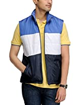 Yepme Men's Polyester Jacket (YPMJACKT0035_Multi-Coloured_Small)