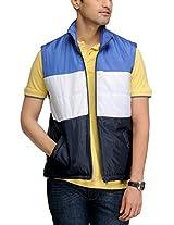 Yepme Men's Polyester Jacket (YPMJACKT0035_Multi-Coloured_X-Large)